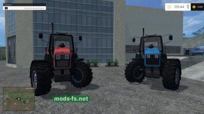 МТЗ-1221 для FS 2015