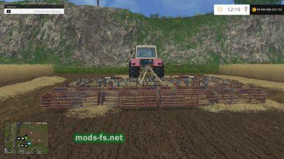 FORTSCHRITT B231 mods