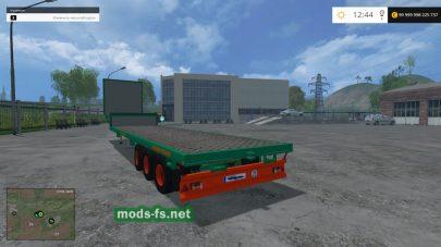«Aguas Tenias Platform» для FS 2015