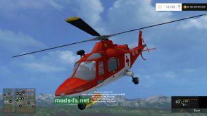 Agusta A109 Secours