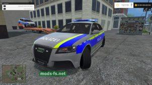 Audi RS3 FUSTW v 1.0