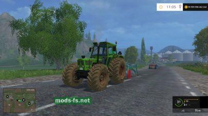 Трактор Deutz D13006 для FS 2015
