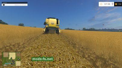Новые текстуры пшеницы в FS 2015