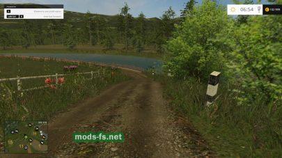 Дороги на карте