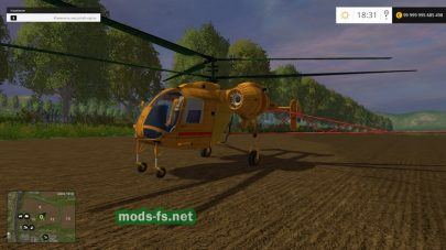 helicopters mods