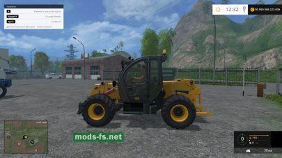 Мод JCB 531-70 v1.1 для FS 2015