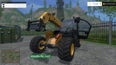 jcb 531-70 mods