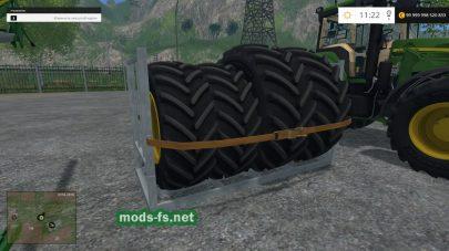 John Deere для Фермер Симулятор 2015