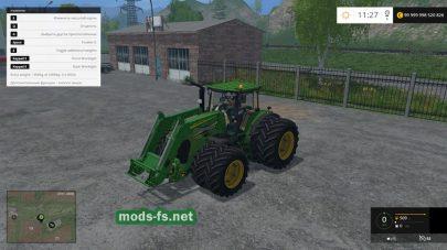 John Deere 7930 mods