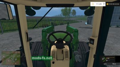 Мод трактора John Deere 7930