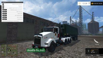 kenworth-t800 для FS 2015