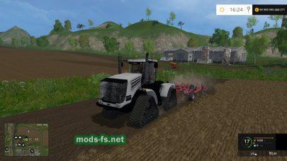 Мод трактора «Кировец» К-9000