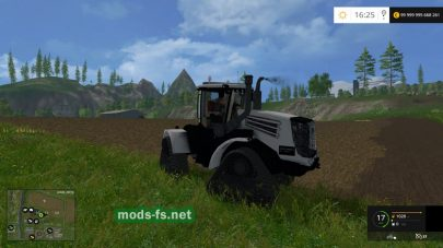 Мод трактора К-9000 для Farming Simulator 2015