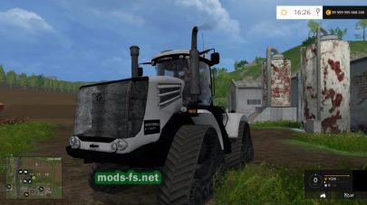 kirovez k-9000 mods