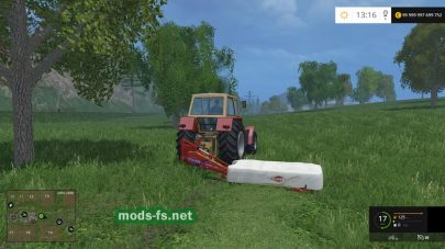 Косилка для Farming Simulator 2015