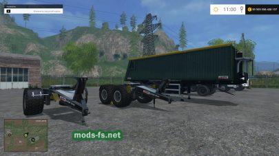 Kroeger Agroliner SMK 34
