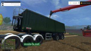 Kroeger Agroliner SMK 34 для FS 2015
