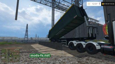 Kroeger Agroliner SMK 34 mods