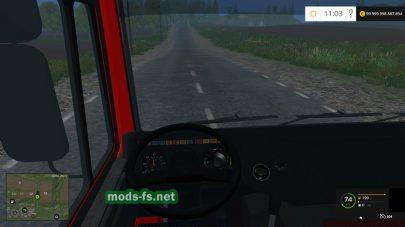Мод тягача МАЗ-5551 для FS 2015