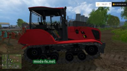 Мод трактора mtz-2103