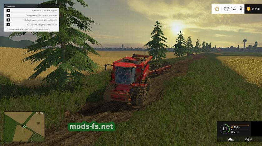 скачать моды для farming simulator 2015 русские карты с грязью скачать