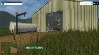 Скриншот карты Muddy Map
