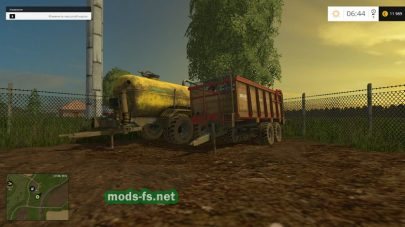 Мод Muddy Map для Farming Simulator 2015