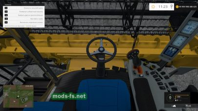 Мод New Holland CX8090 для FS 2015