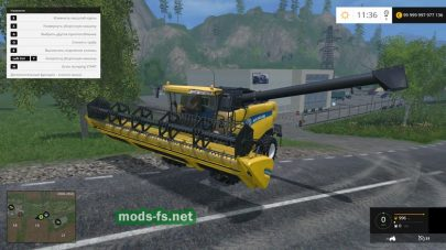 Мод New Holland TC 4.90
