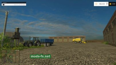 «Перестройка 1986» для Farming Simulator 2015