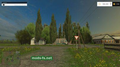 Фото карты «Посёлок Новотроицкий»