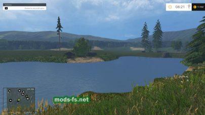 Скриншот карты «Простоквашино v 1.0»