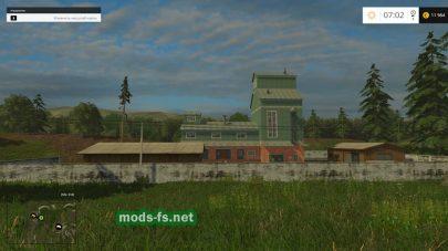 Красивая карта для Farming Simulator 2015