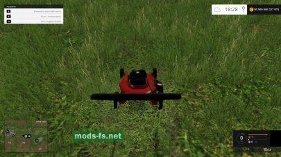 Мод «Push Lawn Mower»