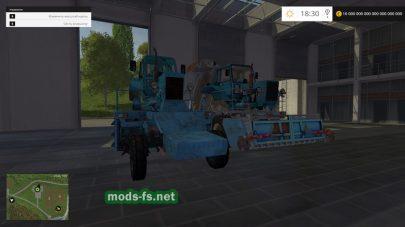 Моды отечественных тракторов для FS 2015