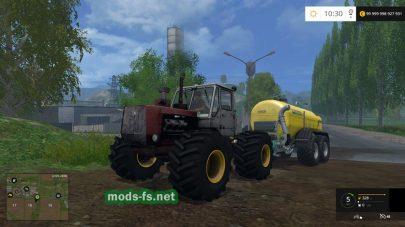 Мод трактора Т-150 МЕ