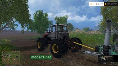 t-150 me mods
