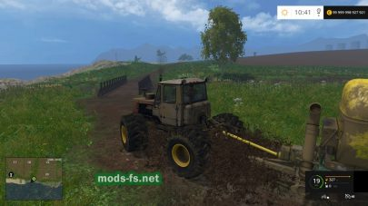 Мод Т-150 МЕ для Farming Simulator 2015