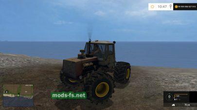 Новый мод трактора Т-150 МЕ