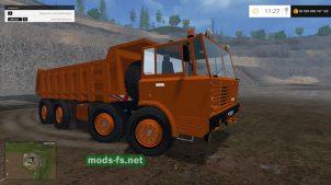 tatra-813 mods