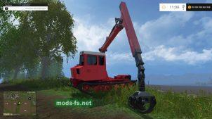 Tlt-100a Onezhets mods