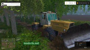 t-150k buldozer mods