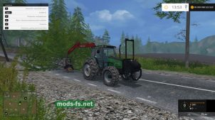 valmet 6600 forest