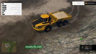 Мод грузовика VOLVO для FS 2015