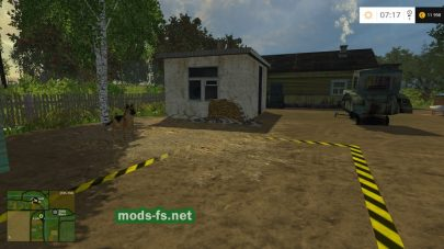 «Янова долина Хардкор» для Farming Simulator 2015