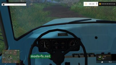 Мод ЗИЛ ММЗ-555