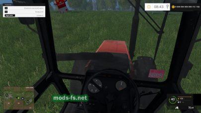 Модификация трактора Беларус 1221