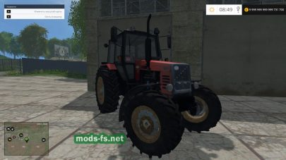 Беларус 1221 для Farming Simulator 2015