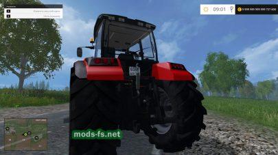 Скриншот мода «Беларус 4522»