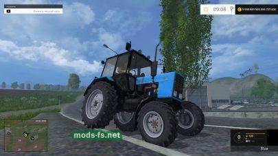 Трактор Беларус МТЗ 82.1 для FS 2015